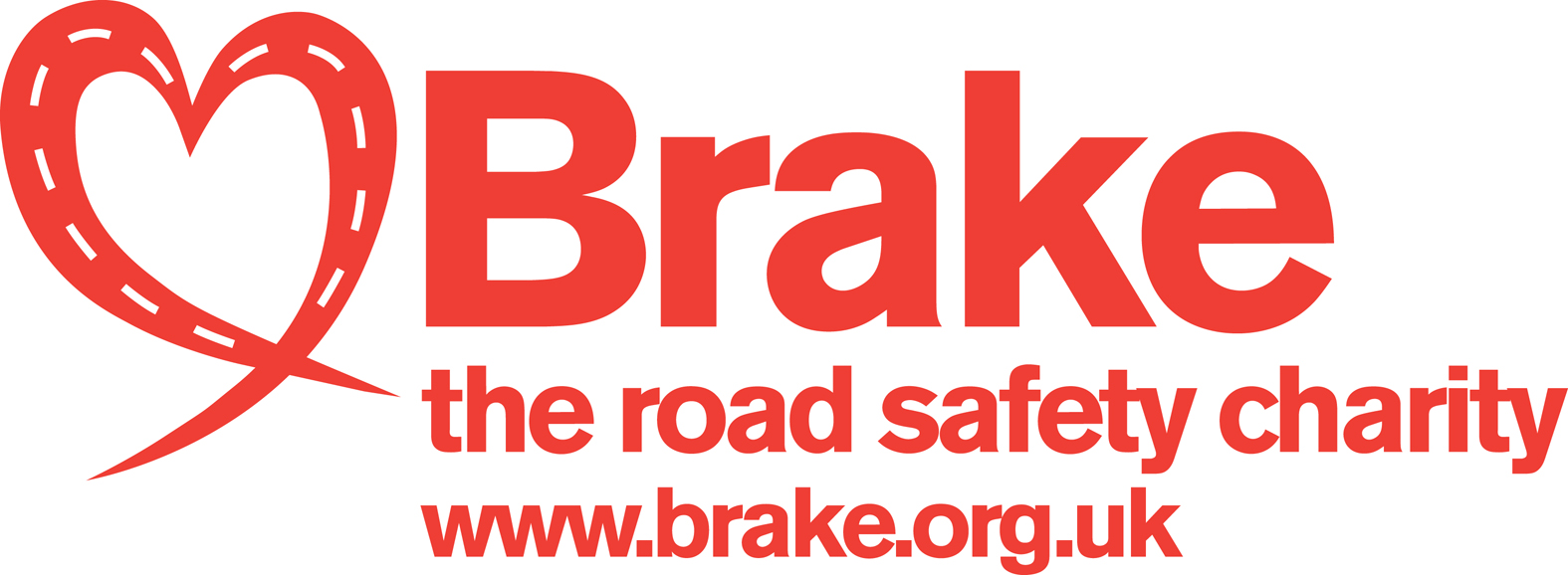 Brake logo red