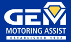 GEM Motoring Assist logo