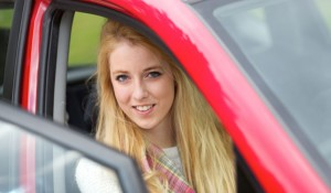 young-female-driver