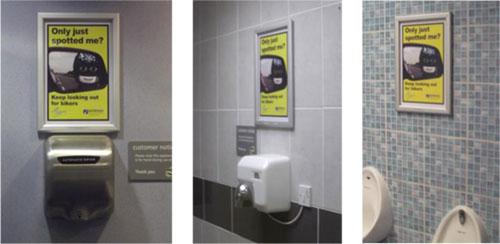 hugger-washroom-posters