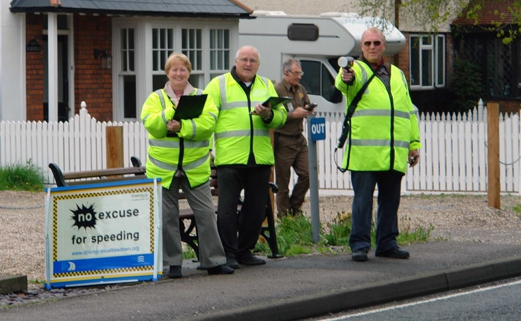 Southend speedwatch
