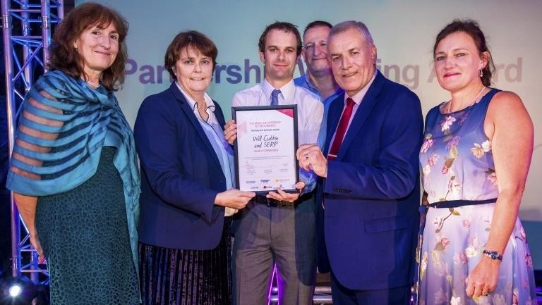 SERP award