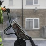 SERP pothole filling home