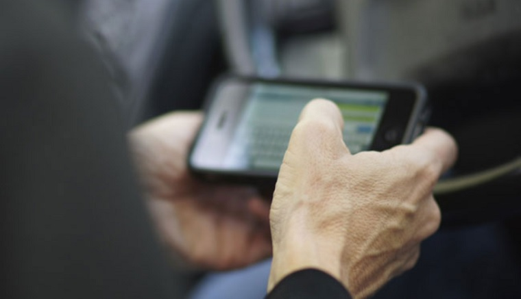 Smartphone driving large