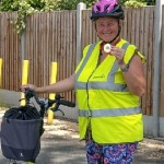 SERP Thurrock cyclists home