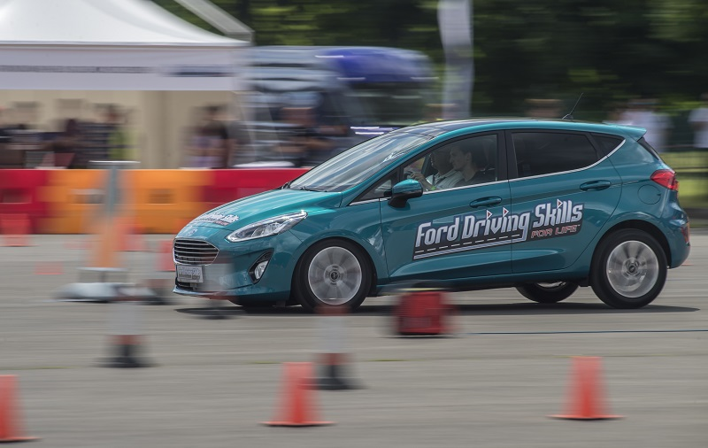 Ford driving schools