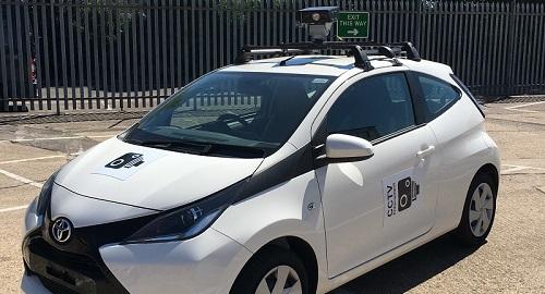 SERP Southend CCTV car home