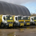 SERP Essex gritters home