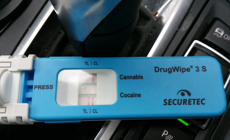 SERP drug driving