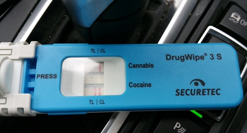 SERP drug driving home
