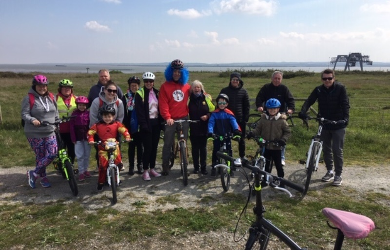 SERP Thurrock ride 2