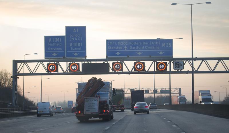 Smart Motorway photo